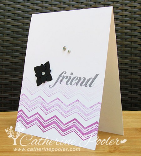 Blog KISS Card with Chevron2