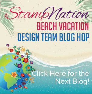 SN beach vacation blog hop
