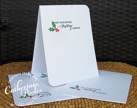 KISS One Layer Christmas Card