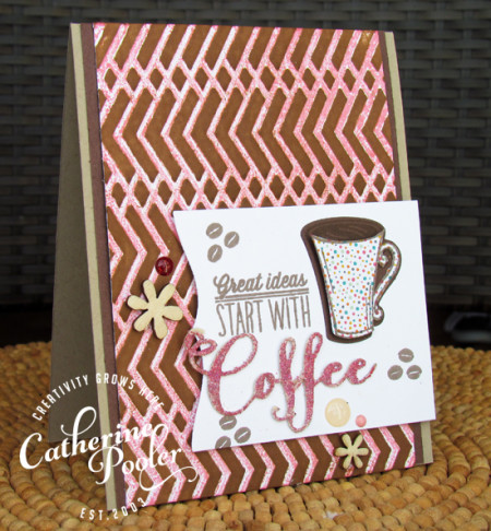 double inked embossing 2