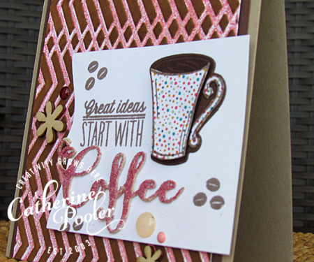 double inked embossing