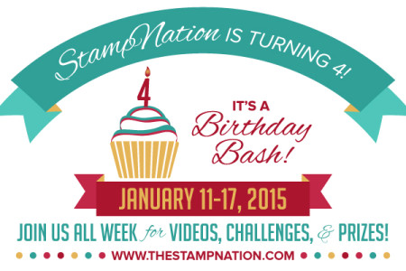 StampNation Birthday Bash