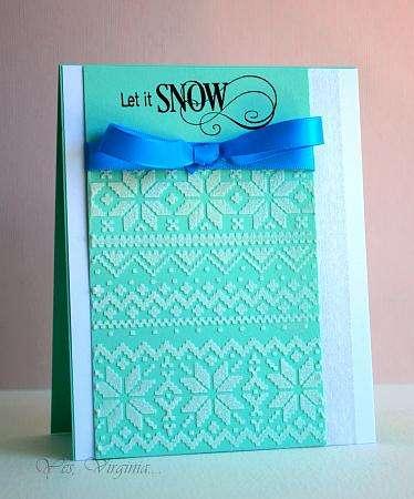 Let it Snow virginia