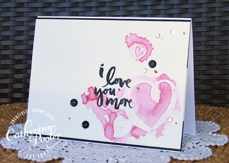 Love you So stamp set Essentials by Ellen