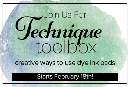 How to use Dye Ink Pads
