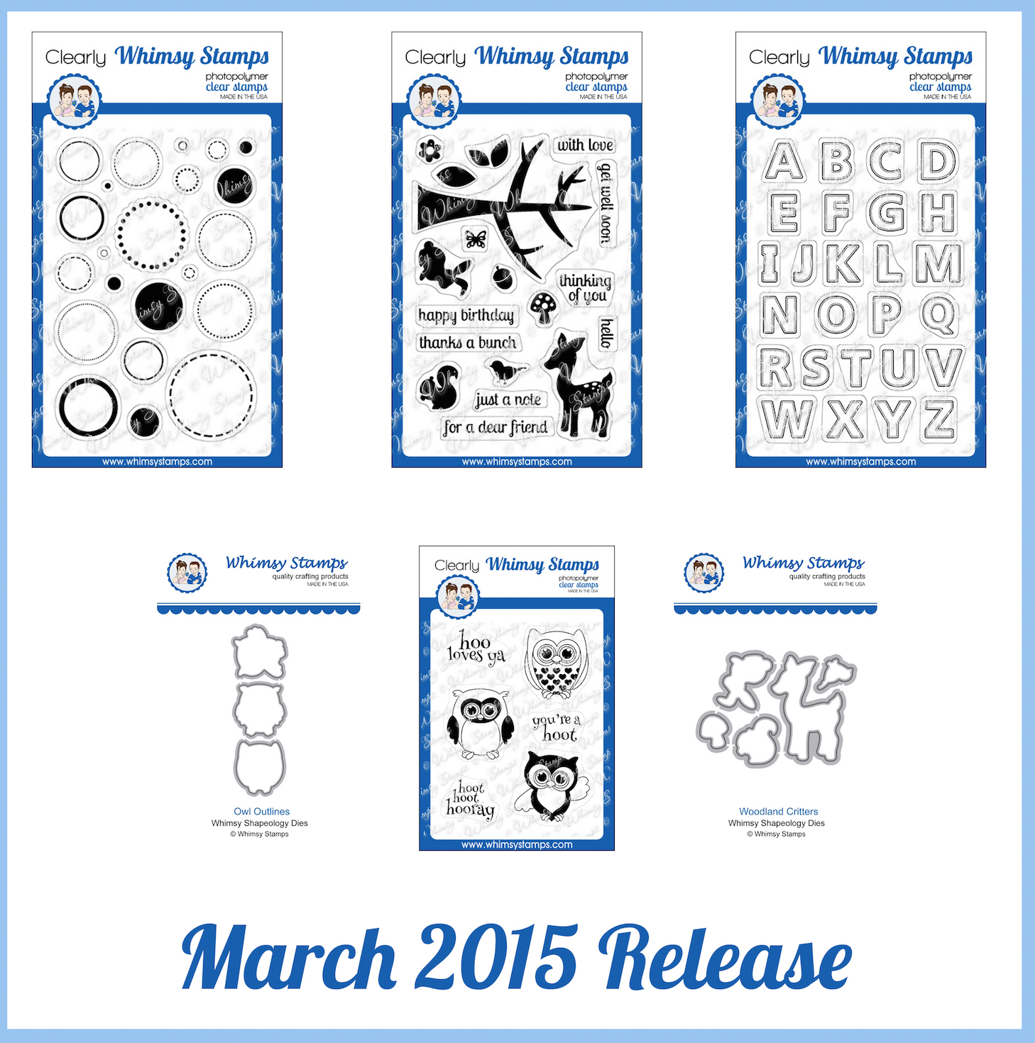 whimsy march release 2015 2