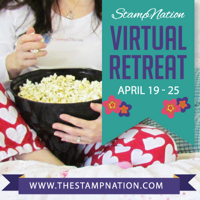 Virtual Retreat StampNation