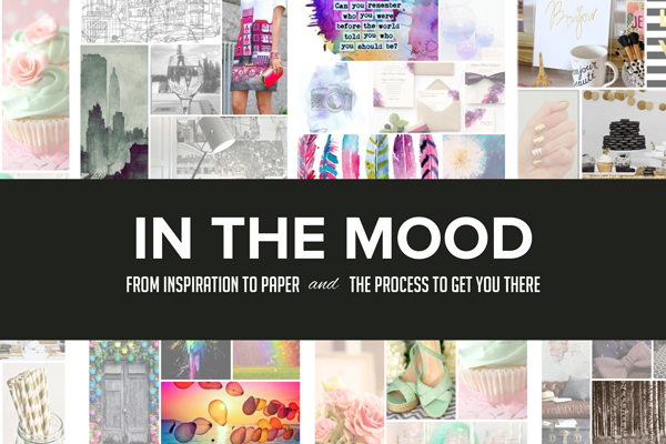 In The Mood Class - Mood Board Catherine pooler