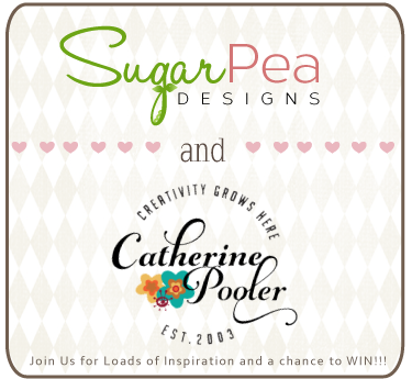 SugarPea Designs and StampNation