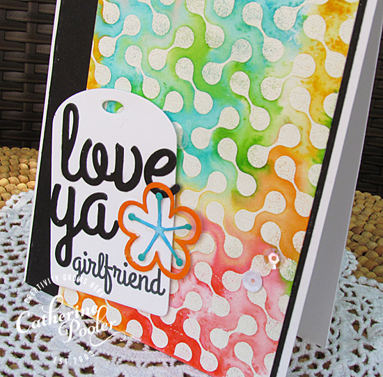 Stamp of Approval Watercolor Zig Markers