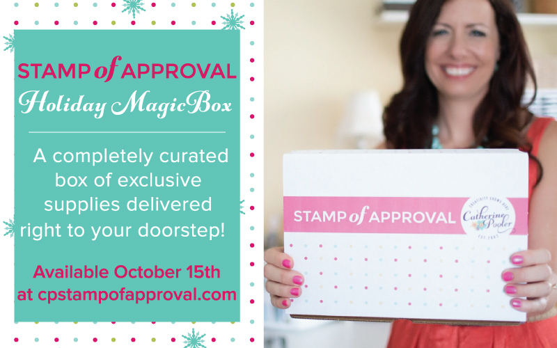 Stamp of Approval Holiday Collection