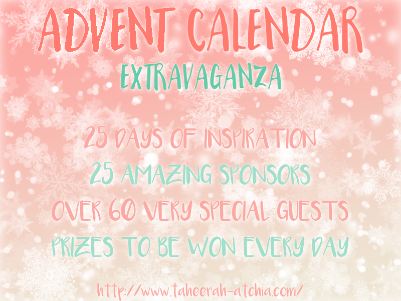 Advent Calendar Extravaganza