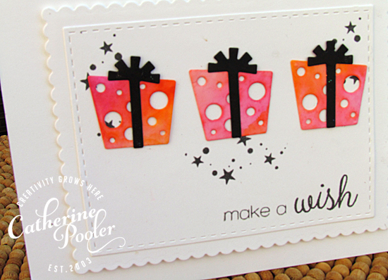 Stamp of Approval Watercolored Die Cuts 2