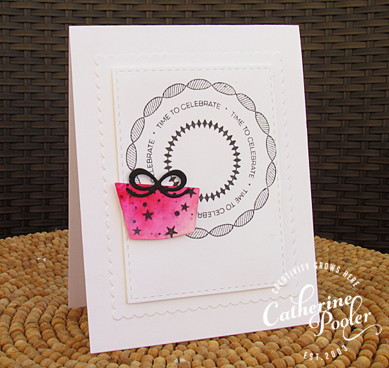 Stamp of Approval Watercolored Die Cuts 5