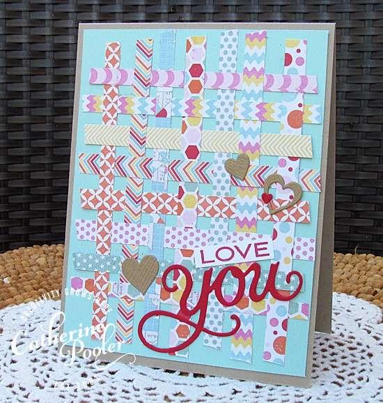 Pattern Paper Weaving 2