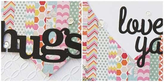 StampNation patterned paper
