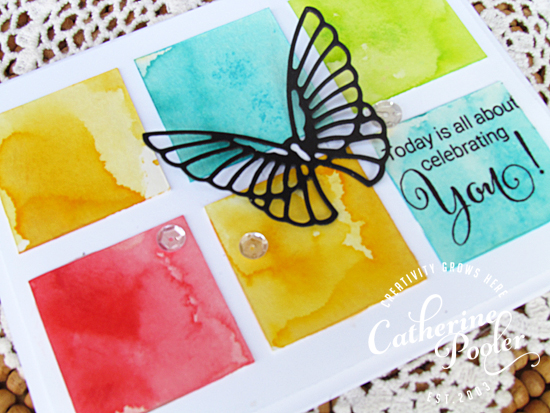 Watercolors and Butterflies CASE