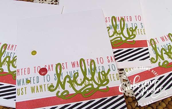 Hello KISS Cards