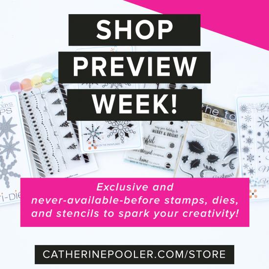 PreviewWeek Catherine Pooler Designs