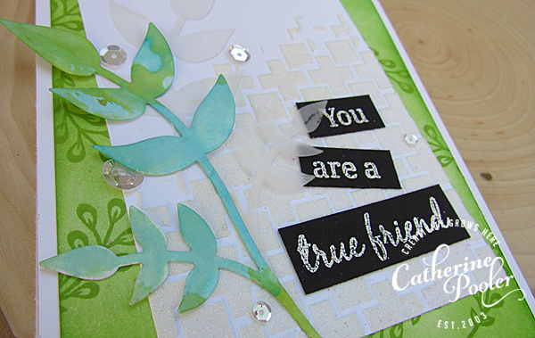 Embossing Paste and Stencils 2