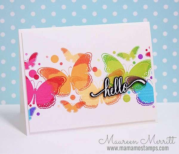 RainbowButterflies