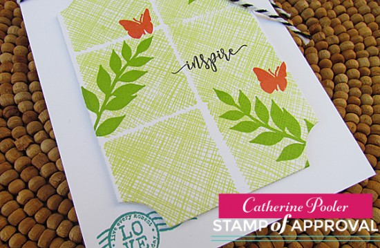 Naturally Inspired Stamp of Approval 2