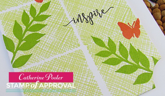 Naturally Inspired Stamp of Approval 3