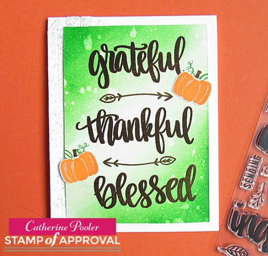 Counting Blessings Thankful