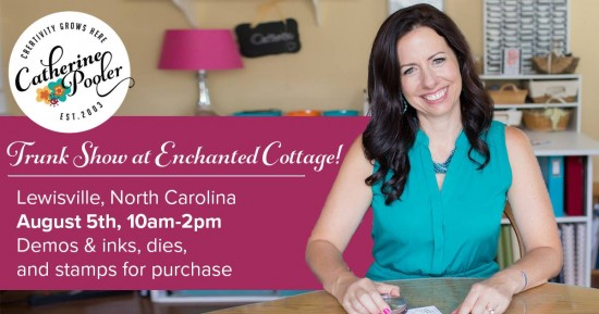 Trunk Show at Enchanted Cottage