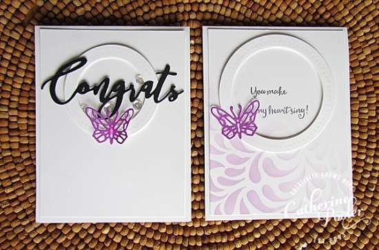 KISS Cards Circle Frames 2