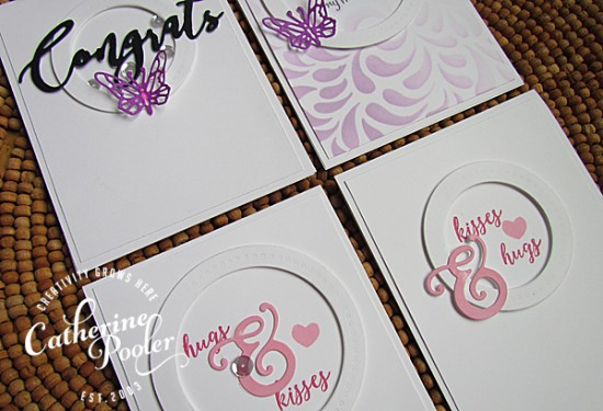 KISS Cards Circle Frames 3