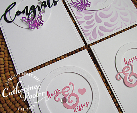 KISS Cards Circle Frames 5