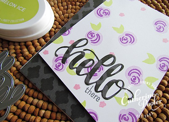 Multi-Step Stamping and Angled Card Front 2