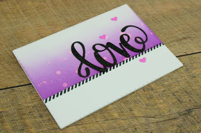 Ink+Blended+Note+Cards+w-+Catherine+Pooler+Love+Is+In+The+Air+Stamp+of+Approval-3
