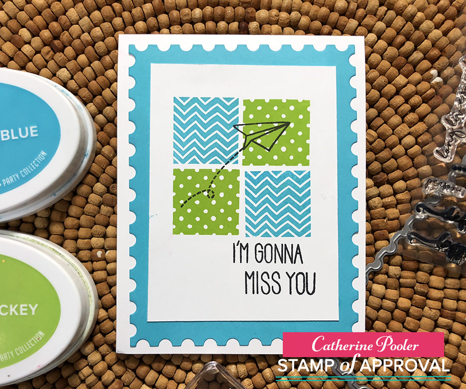 Stamp Of Approval Love Is In The Air Blog Hop Day 2