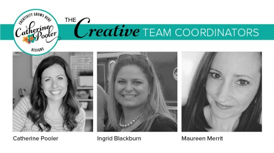 Catherine Pooler Designs Creative Team Coordinators