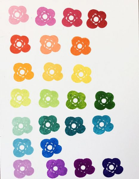 Party Line Colors